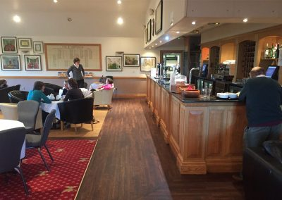 Cowdray Park Golf Club Refurbishment