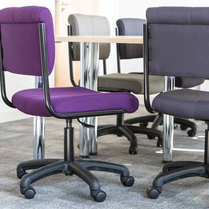Indestructible Student Chair - Berkshire Furniture Services